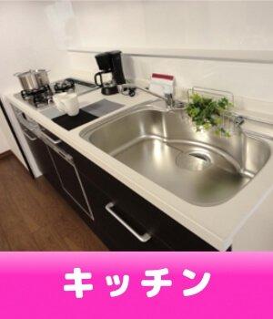 キッチン 台所の水漏れ修理/排水詰まり