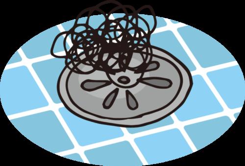 浴室(お風呂)詰まり