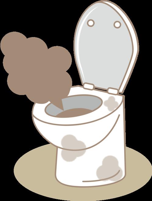 トイレの詰まり