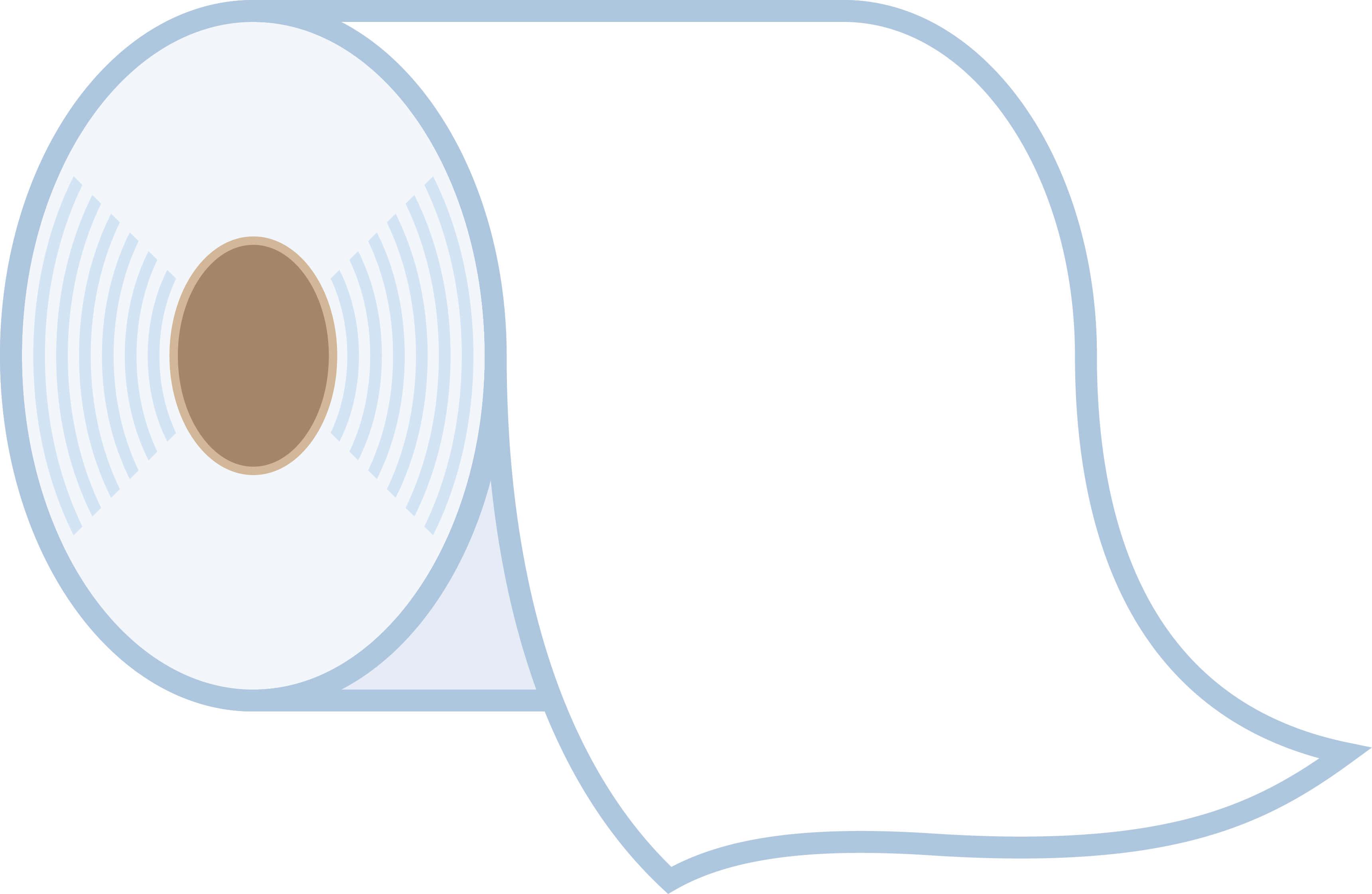 トイレットペーパーが詰まる