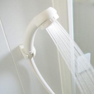 シャワーヘッドやホースからの水漏れ修理法